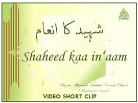 Shaheed kaa inaam