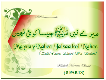 Mayray Nabee Jaisaa koi Nahee