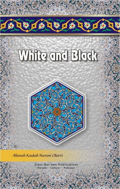 WHITE AND BLACK - ENG KNO book cover